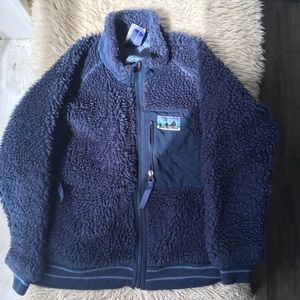 Boys Patagonia fleece vintage